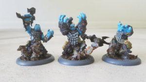 Trollkin Runeshaper Unit